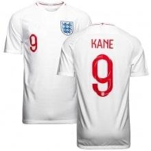 Футболка сборной Англии на ЧМ 2018 Гарри Кейн номер 9