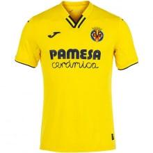 Домашняя игровая футболка Вильярреал 2021-2022