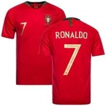 Футболка сборной Португалии на ЧМ 2018 Криштиану Роналду