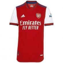 Домашняя аутентичная футболка Арсенала 2021-2022