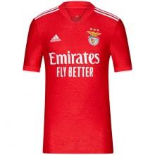 Домашняя игровая футболка Бенфика 2021-2022