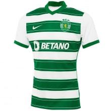 Домашняя игровая футболка Спортинг 2021-2022
