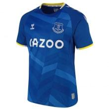 Домашняя игровая футболка Эвертон 2021-2022