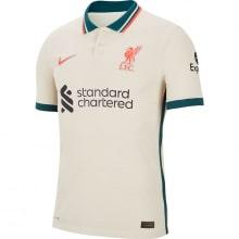 Гостевая игровая футболка Ливерпуля 2021-2022