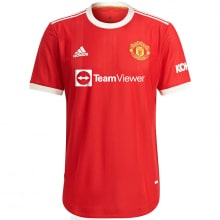 Домашняя аутентичная футболка Манчестер Юнайтед 2021-2022