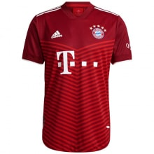 Домашняя игровая футболка Баварии 2021-2022