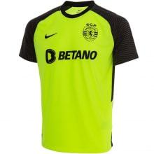 Гостевая игровая футболка Спортинг 2021-2022