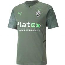 Гостевая игровая футболка Боруссии Менх 2021-2022