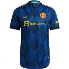 Третья игровая футболка Манчестер Юнайтед 2021-2022