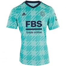 Гостевая игровая футболка Лестер Сити 2021-2022