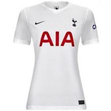 Женская домашняя футболка Тоттенхэма 2021-2022