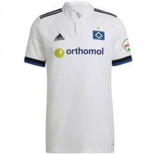 Домашняя игровая футболка Гамбург 2021-2022