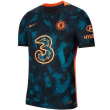 Третья аутентичная футболка Челси 2021-2022