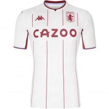 Гостевая игровая футболка Астон Вилла 2021-2022