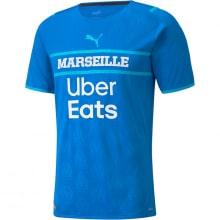 Третья игровая футболка Марселя 2021-2022
