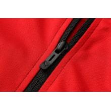 Красно-черный спортивный костюм Милан 2021-2022 молния