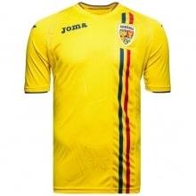 Домашняя футболка сборной Румынии на чемпионат мира 2018