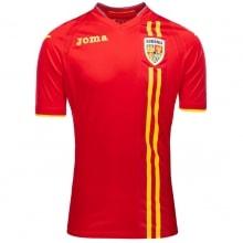 Гостевая футболка сборной Румынии на чемпионат мира 2018