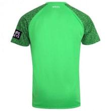 Домашняя вратарская футболка Вест Хэм 2021-2022 сзади