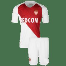 Комплект детской домашней формы Монако 2018-2019