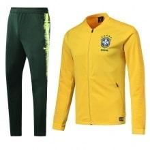 Спортивный костюм сборной Бразилии по футболу 2018