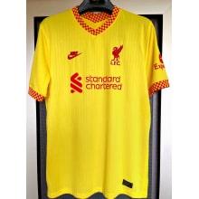 Женская третья футболка Ливерпуля 2021-2022