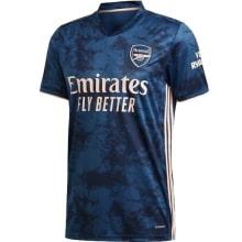Третья игровая футболка Арсенала 2020-2021