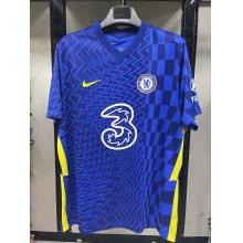 Домашняя игровая футболка Челси 2021-2022 Кай Хаверц