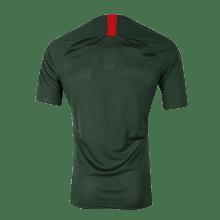 Футболка гостевая Монако 2018-2019 детская сзади