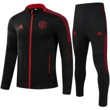 Темно-красный костюм Манчестер Юнайтед 2021-2022