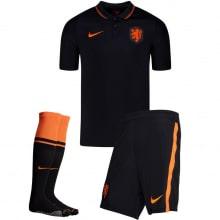 Гостевая футбольная форма Голландии ЕВРО 2020-2021