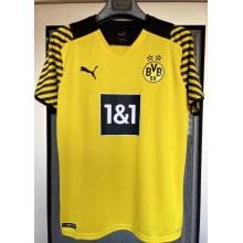 Домашняя игровая футболка Боруссии Дортмунд 2021-2022