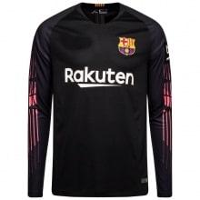 Вратарская гостевая футболка Барселоны 2018-2019