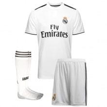 Взрослый комплект домашней формы Реал Мадрид 2018-2019