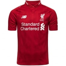 Домашняя игровая футболка Ливерпуля 2018-2019