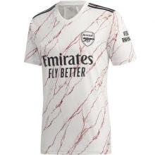 Гостевая игровая футболка Арсенала 2020-2021