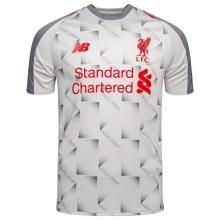 Третья игровая футболка Ливерпуля 2018-2019