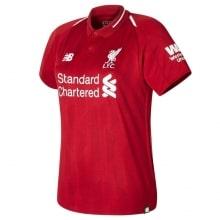 Женская домашняя футболка Ливерпуля 2018-2019