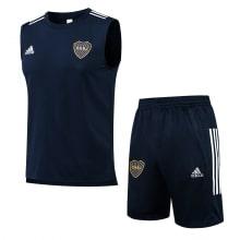 Темно-синяя тренировочная форма Бока Хуниорс 2021-2022