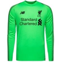 Вратарская гостевая футболка Ливерпуля 2018-2019