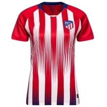 Женская домашняя футболка Атлетико Мадрид 2018-2019