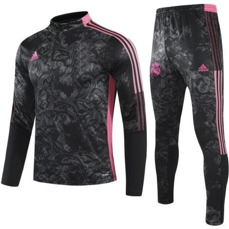 Черно-розовый костюм Реал Мадрид 2021-2022