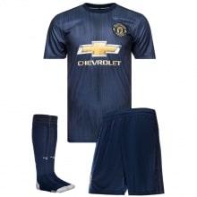 Детская третья форма Манчестер Юнайтед 2018-2019