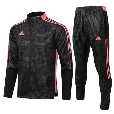 Серо-розовый костюм Реал Мадрид 2021-2022
