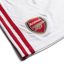Комплект детской домашней формы Арсенала 2019-2020 шорты герб клуба