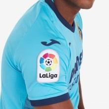Третья игровая футболка Вильярреал 2019-2020 сбоку