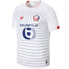Третья игровая футболка Лилля 2019-2020