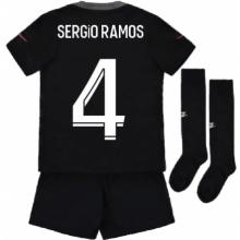 Детская третья футбольная форма Серхио Рамос 2021-2022