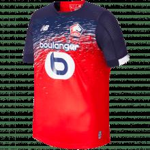 Домашняя игровая футболка Лилля 2019-2020