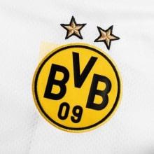 Комплект взрослой третьей формы Боруссии Дортмунд 2020-2021 футболка герб клуба
